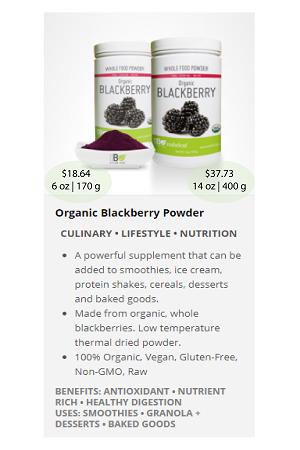 Blackberry.ca - NuBeLeaf Powder Mini-12