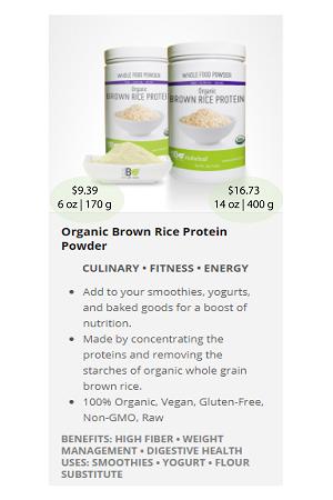 Brown Rice Protein.ca - NuBeLeaf Powder Mini-09