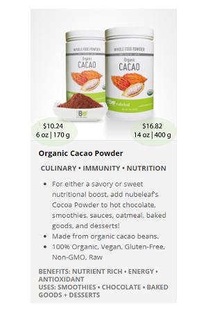 Cacao.ca - NuBeLeaf Powder Mini-01-08