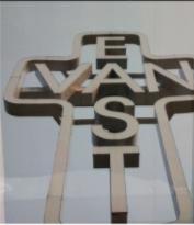 East Van Cross from Street