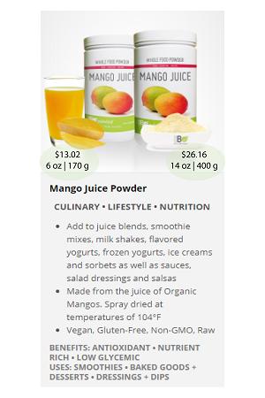 Mango Juice.ca - NuBeLeaf Powder Mini-26