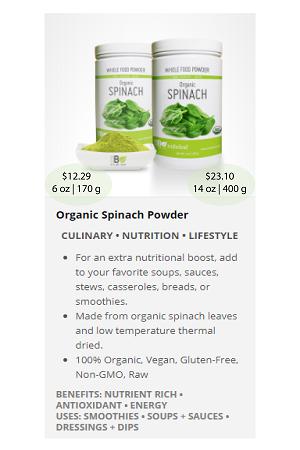 Spinach.ca - NuBeLeaf Powder Mini-34