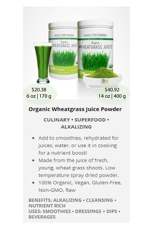 Wheatgrass_Juice.ca - NuBeLeaf Powder Mini-40